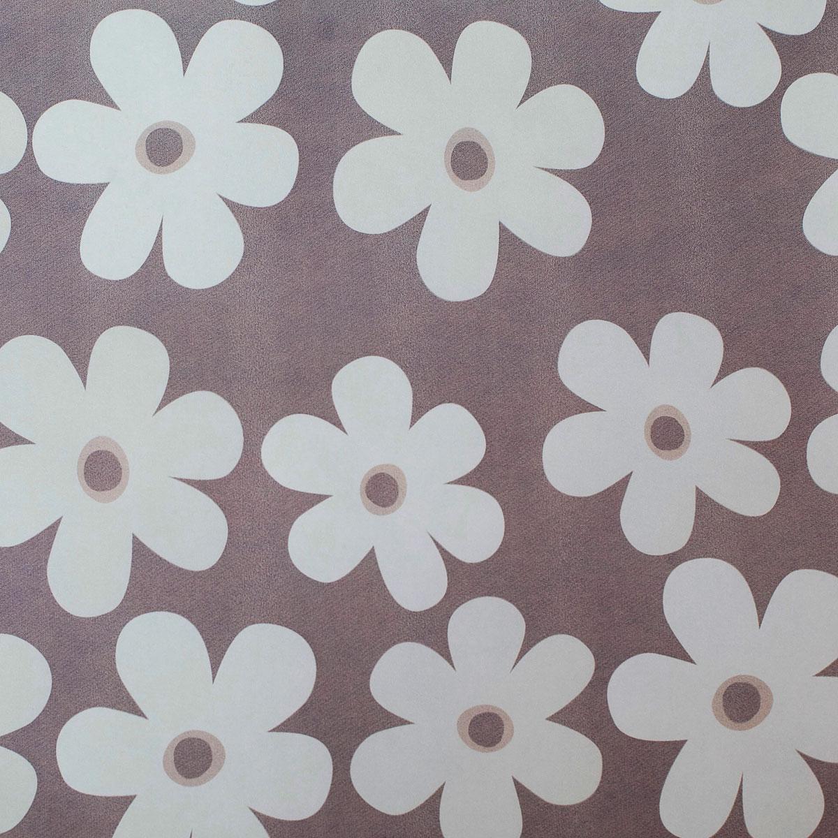 Упаковочная бумага для цветов Ромашки
