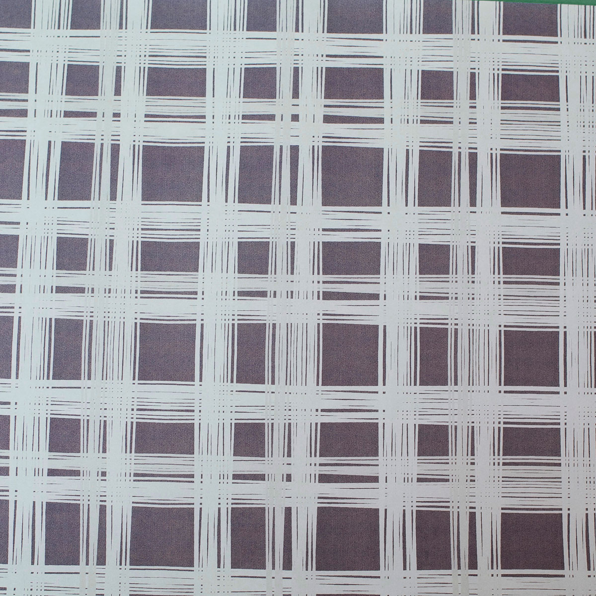 Оберточная бумага для цветов Клетка