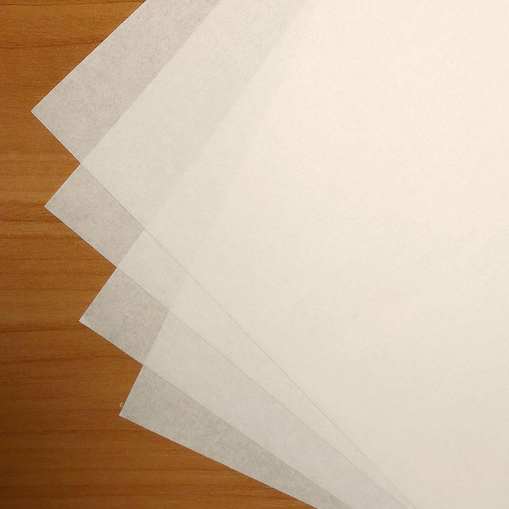 Бумага ЖВС 50гр/м2 (жировлагостойкая) резаная