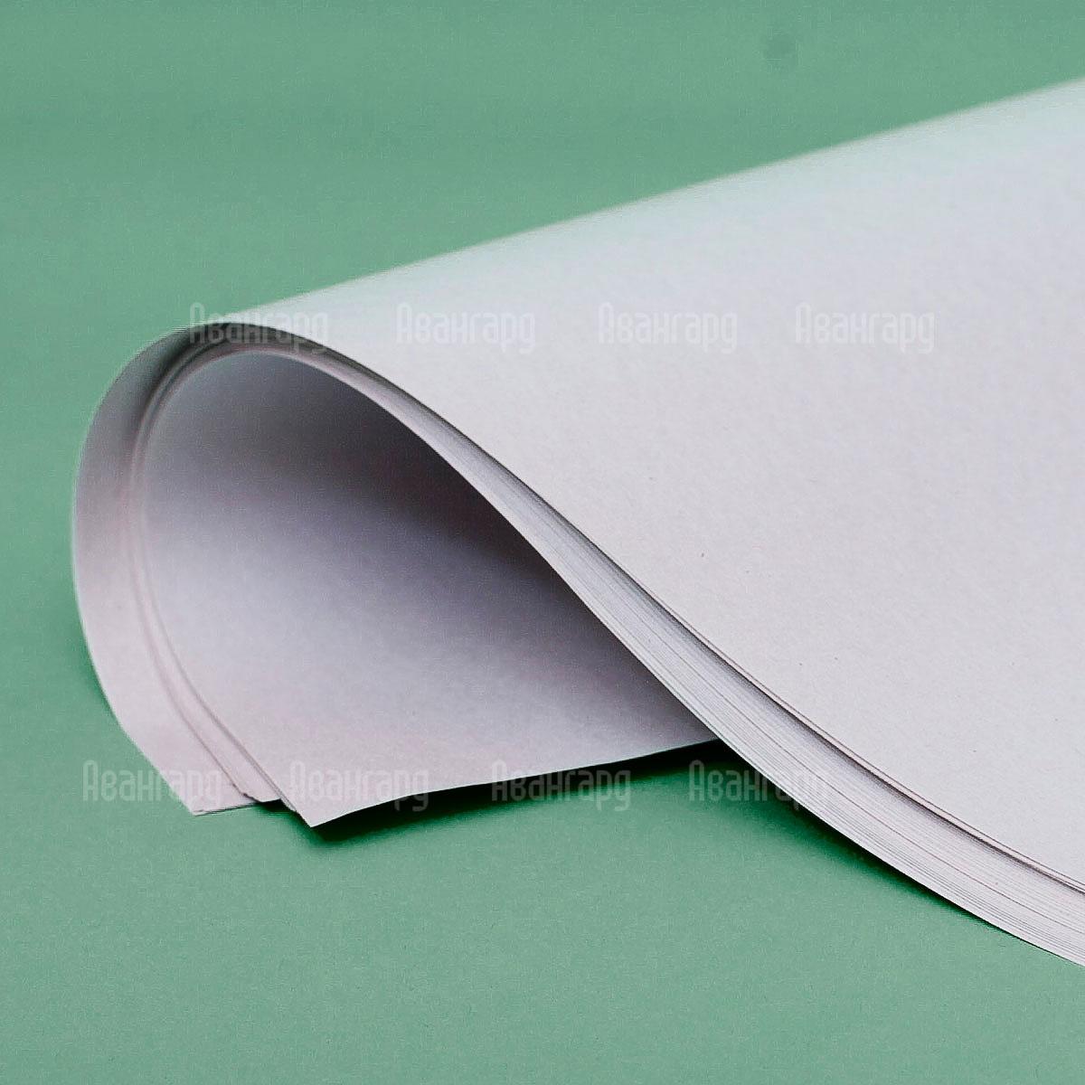 Бумага  газетная  45 гр\м2,  под формат заказчика