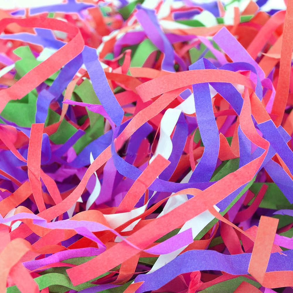 Бумага для шоу разноцветная 'Калейдоскоп'